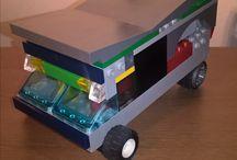 Lego / Vroom...vroom
