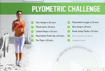exercises iso and plyometric