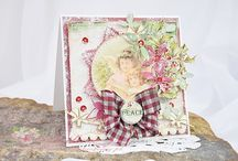 "Christmas Greetings inspirations / Our Design Team inspirations using products from ""Christmas Greetings"" collection."