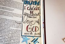 Bible Journaling / by Laura Laforest