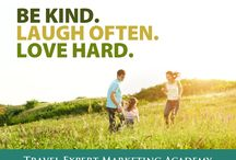 Inspiration & Encouragement for Travel Agents