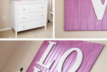 Wall ideas / by Stephanie Mancuso
