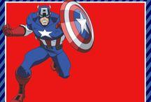 Captaine america