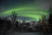 Northern lights/nordlys