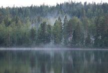 Maisemat / Landscapes / Valokuvaus / Photography, Finland