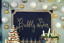 Bubbly bar