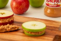 Sun-Pat Recipes and Serving Suggestions / Recipes and serving suggestions for Sun-Pat crunchy and smooth peanut butter. We love hearing your suggestions too, so comment on our pins, re-pin and even make your own boards.