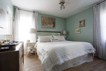 Pretty Home Things: Master Bedroom
