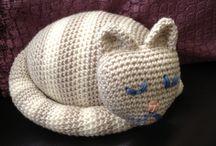 Crochet - animaux ; animals