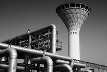Torino Industriale / Luoghi ok: Einaudi - Cineporto - Basic Village - OGR - Fondazione Sandretto - Fondazione Merz - Environment Park - Parco Dora / by Quynh Nguyen