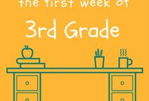 Getting started third grade