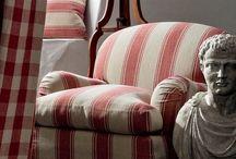 Fabrics / Fabrics, interior design