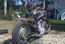 Very Virago / Mostly 535s / by Andrew Perry