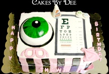 Cakes / by Kristen Olson