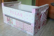 Las cajas de Raquel