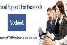 Facebook Customer Support Phone Number (1-855-675-0083)