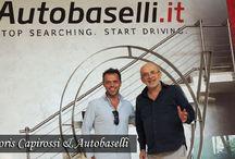 Personaggi famosi & Autobaselli