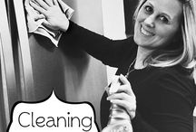 Cleaning / by Laura McDonald