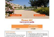 Pasqua 2017 in Sicilia / Offerte Pasqua 2017 in Sicilia - Demir Viaggi www.demirviaggi.com