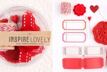 Be Mine / Crafts and creative ideas inspired by Valentine's Day. / by Carrie Anne Castillo