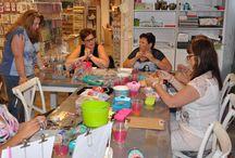 Vriendinnendag 29 augustus / Armbandjes maken bij Doe@ding