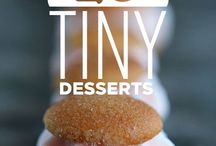 Desserts- Mini