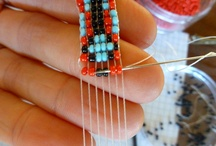 Bead Loom Tutorial / by Debbie Misuraca