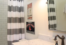2 Redo the Bathrooms / ready for a new look in my house!
