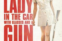 Freya ~ Mavor ~ / The lady in the car with glasses and a gun.....
