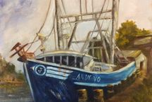 My Boat Paintings