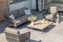 Beautiful Terraces / Our seasonal collection of Outdoor Furniture & Accessories is imported directly from our manufacturers, often the same manufacturers as many branded collections on the market, but ours are without the inflated price tag. We have a wide selection of furniture, from large tables & chairs, to 'Tea for Two sets', Day Beds, Outdoor Sofas & Loungers to really make the most of your garden, orangery or conservatory, all year round.