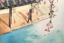 Chinese-japanese art