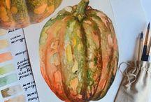 My Botanical art