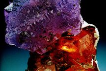 Gem Stones and Minerals / by Donna Allen
