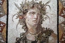 Ancient Roman Mosaics / Beautiful Culture, right here.