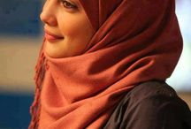 respected pretty hijab style