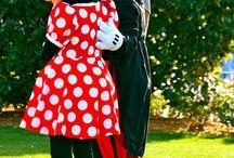 Minnie & Mickey / Les disney seront toujours la dans notre mémoire pour nous émerveiller