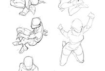 references poses