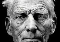 Samuel Beckett face