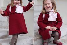 Prince George & Little Charlotte