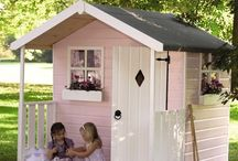Childrens Wooden Playhouse Ideas