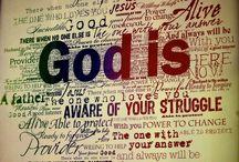 GOD/INSPIRING QUOTES