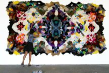 Color and Pattern / by Sara Nordling