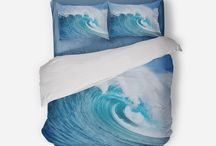 SURFER BEDDING PILLOWCASES