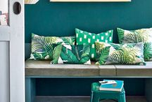Blue/Green interiors and other colors