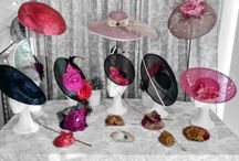 Showroom Amaranta Cloe / Tocados y complementos de moda
