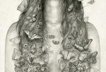 art / by Brittney Lavigne