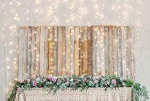 Wedding: Reception Inspiration