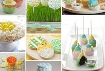 easter food ideas/crafts