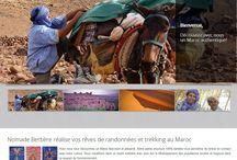 Nomade Berbère / Nomade Berbère réalise vos rêves de randonnées et trekking au Maroc